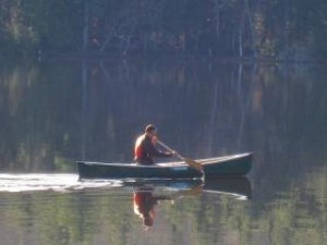 Estela Wilderness Education Comprehensive Introduction to Canoeing or Kayaking