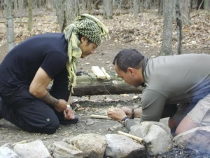 Estela Wilderness Education Advanced Survival Course Description
