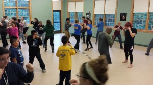Martial arts at the ELCCT