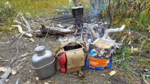 Budget Bushcraft Food